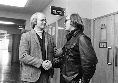 Los hermanos Mitchell: Artie (izq) y Jim (der)