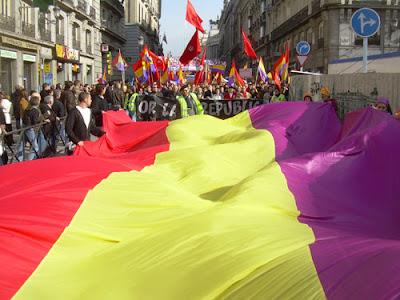 14 de Abril - Aniversario de la II República Española