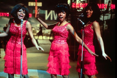 The Supremes - Diana Ross, Mary Wilson y Florence Ballard