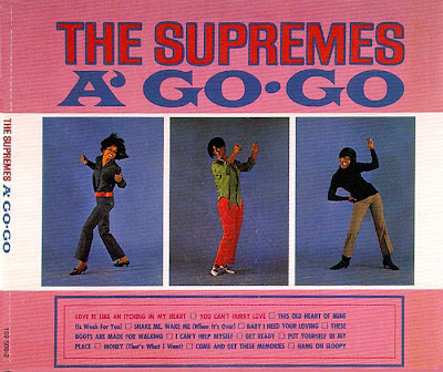 The Supremes A' Go-Go (1966)