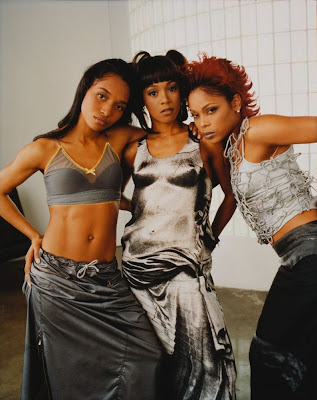 Chilli, Left Eye y T-Boz