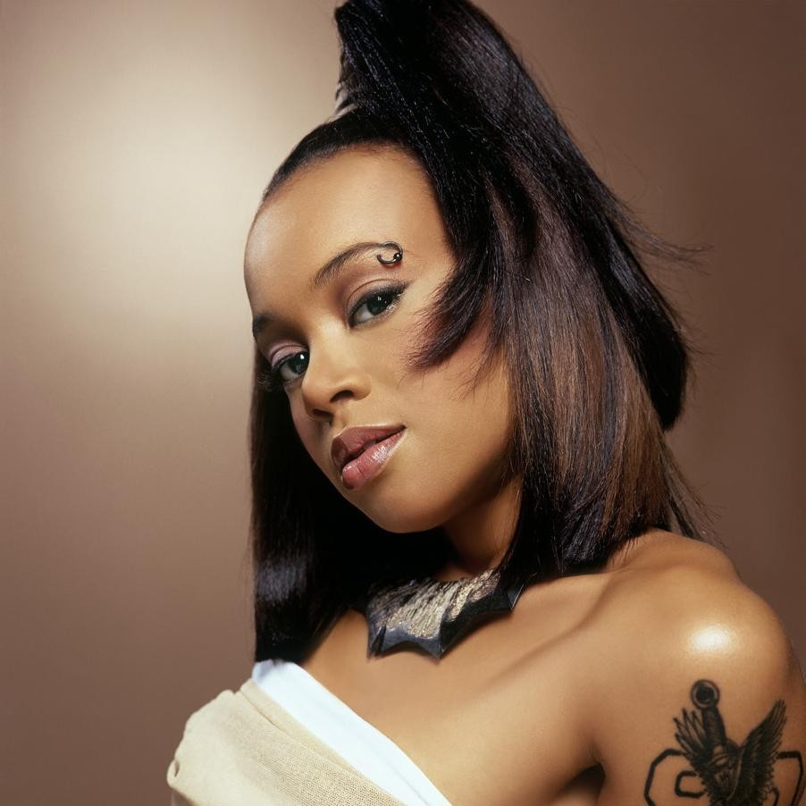 "Lisa ""Left Eye"" Lopes, cantante de TLC"