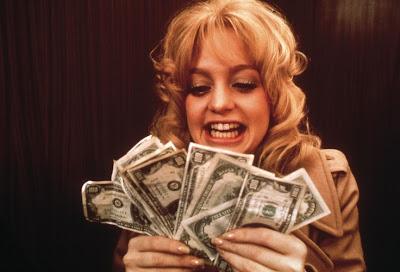 Goldie Hawn en Dólares (1971)