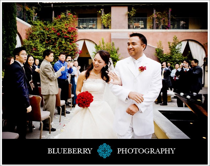 Hotel Valencia Santana Row Wedding San Jose