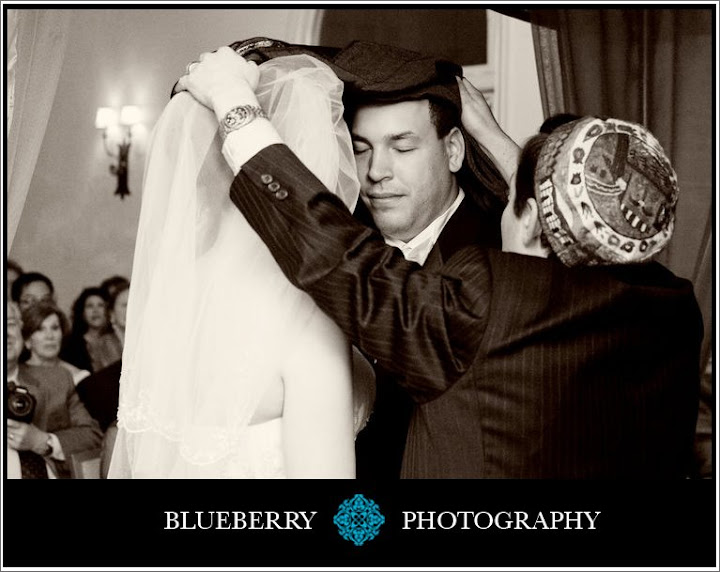 jewish wedding photography in san francisco
