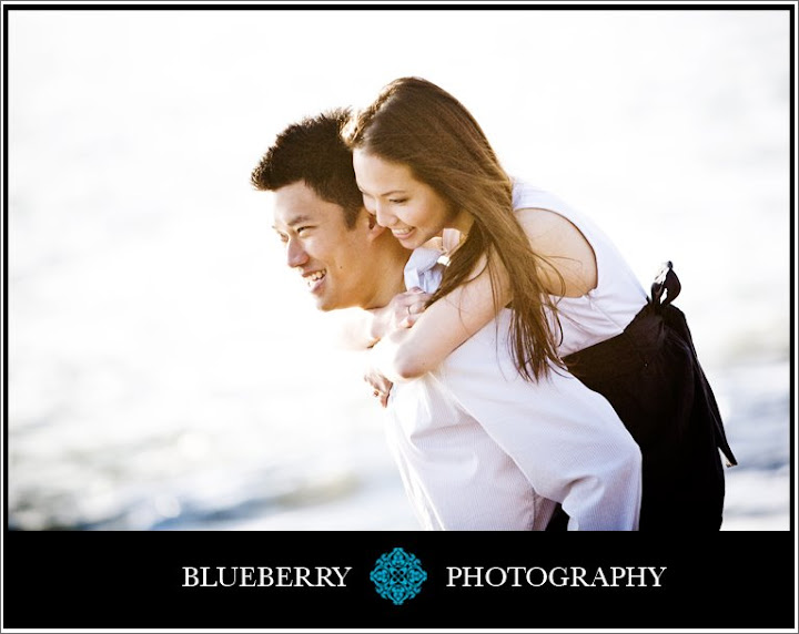 San Francisco crissy field engagement session