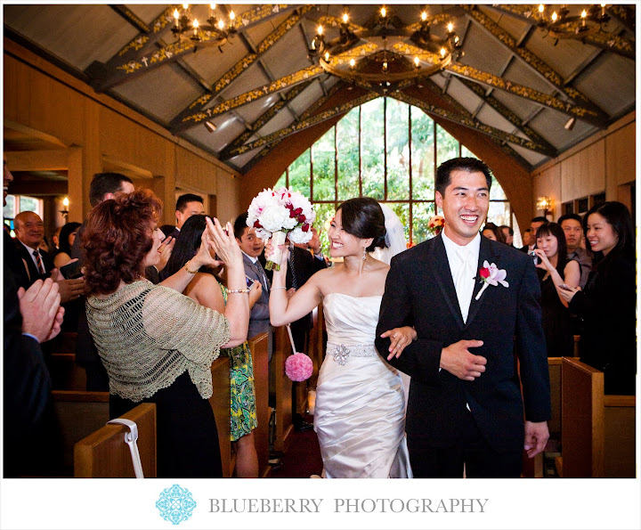 Bay Area church wedding photographer