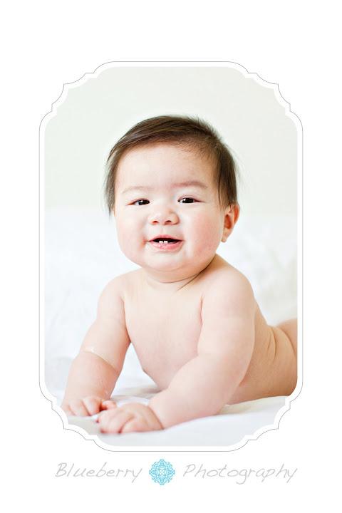 baby photography album