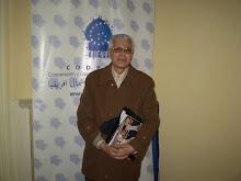 لقاء أدبي ونقدي حول تجربة محمد أنقار