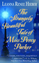 My Book Trailer for The Strangley Beautiful Tale of Miss Percy Parker