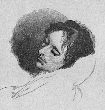 John Keats on his deathbed