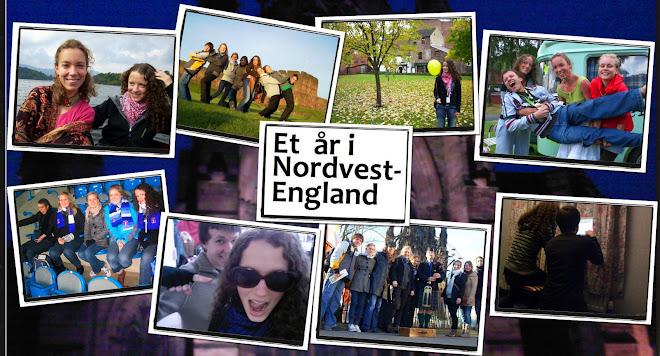 Et år i Nordvest-England