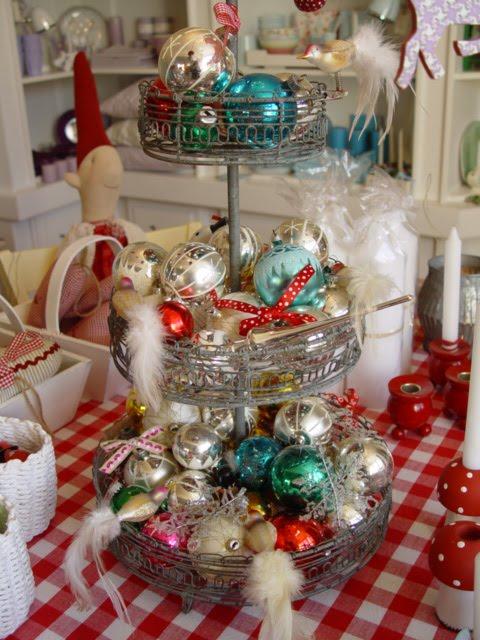 Sallys zuhause harry und sally for Alte weihnachtsbaumkugeln