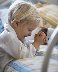 Orações, pedidos, agradecimentos...
