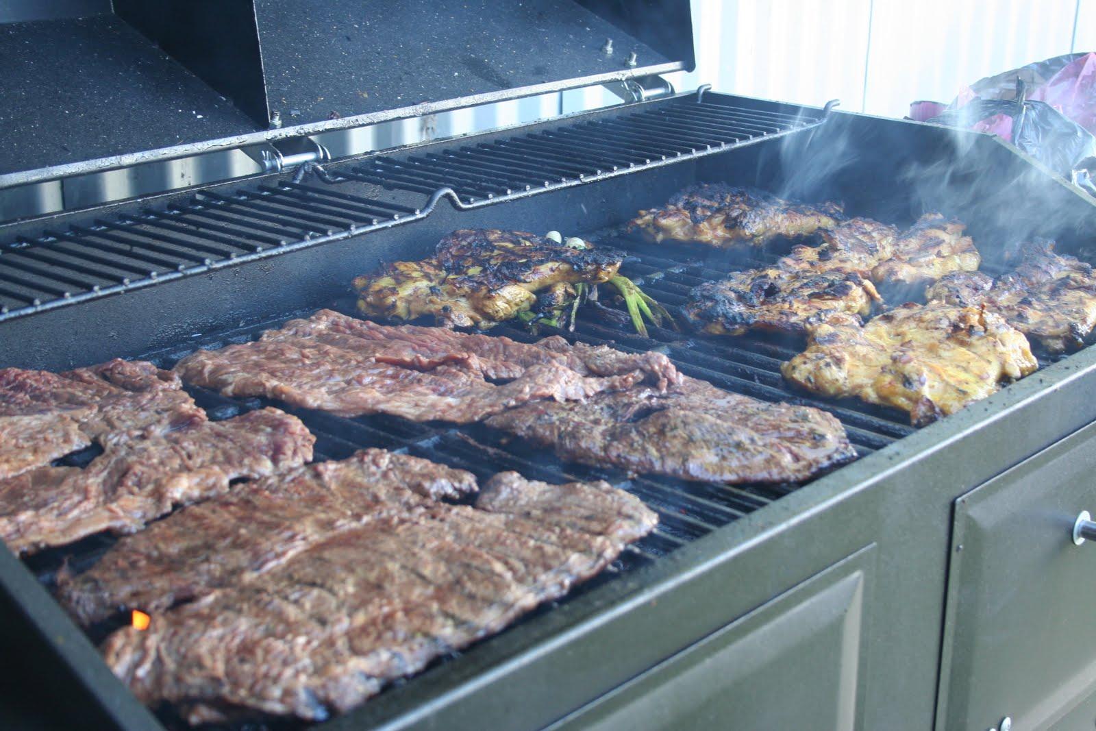 Carne asada how to cook