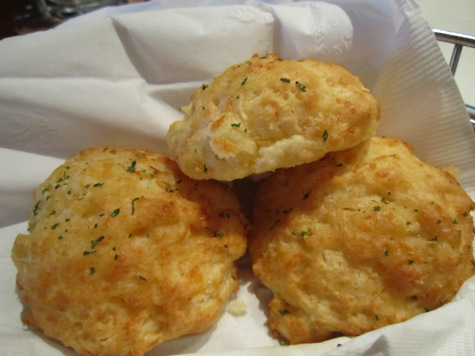 F.O.O.D.: First meal of 2011...Red Lobster