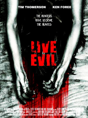 Live Evil movies in USA