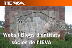 Webs i blogs d'entitats sòcies de l'IEVA