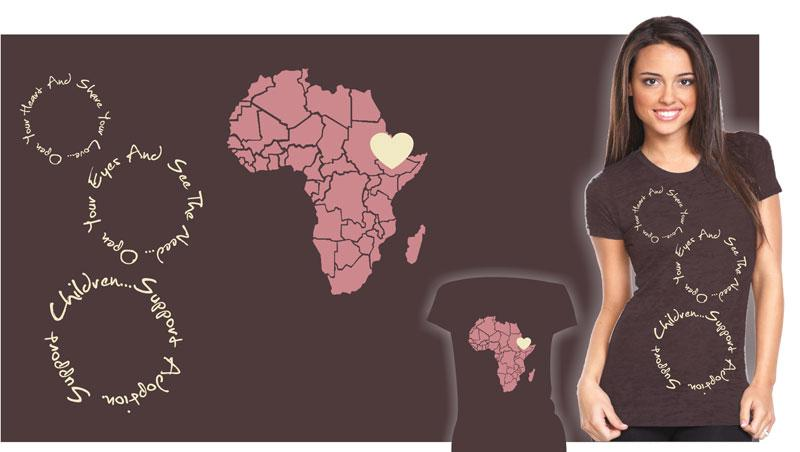 womens t-shirts template