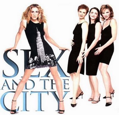 Sex and the city serie