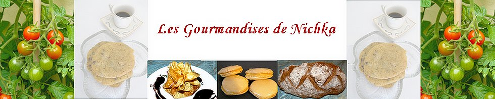 Les Gourmandises de Nichka