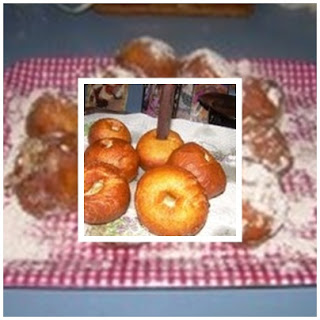 Custard Filled Donut Recipe