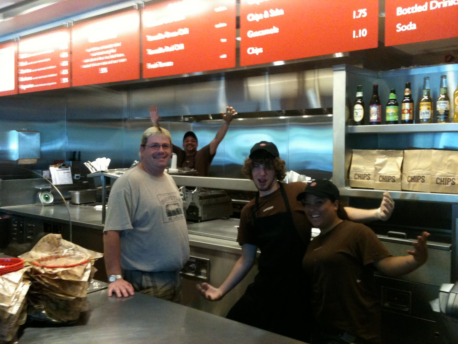 chipotle the challenges of integrity Chipotle mexican grill, inc (/ t a writer for the north carolina newspaper the news & observer called chipotle's food with integrity a lucrative farce and a.