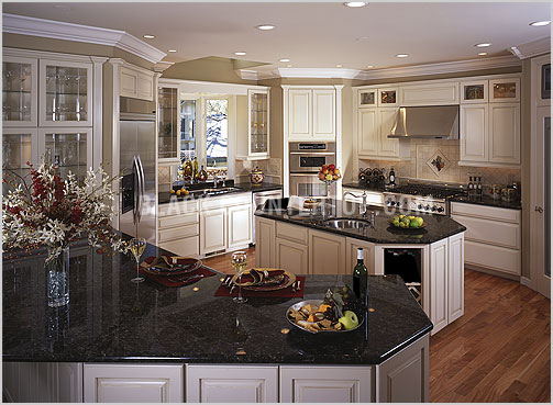 The Appealing Ideas for off white kitchen cabinets Photo
