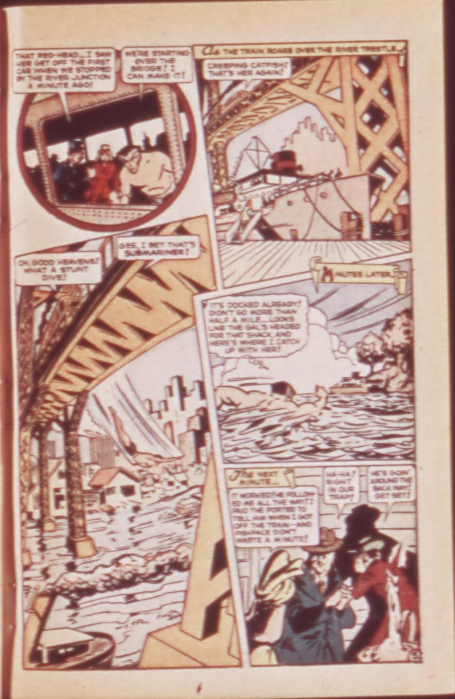 Sub-Mariner Comics Issue #19 #19 - English 19