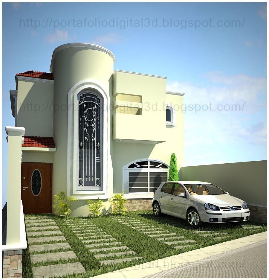 Proyectos arquitectonicos y dise o 3 d casa habitacion for Proyectos minimalistas