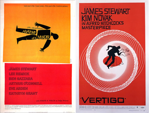 closely watched  get personal  saul bass