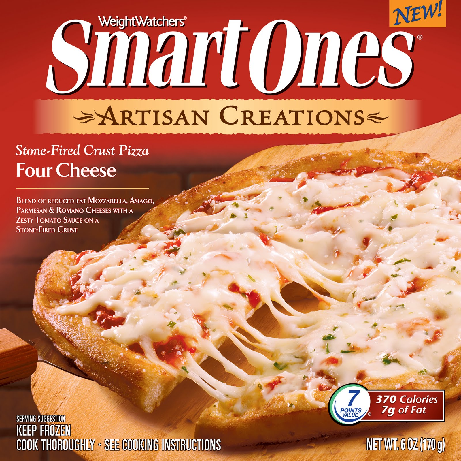 the frozen food guy smart shopping with artisan creations. Black Bedroom Furniture Sets. Home Design Ideas