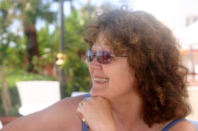 Me in Spain, October 2009