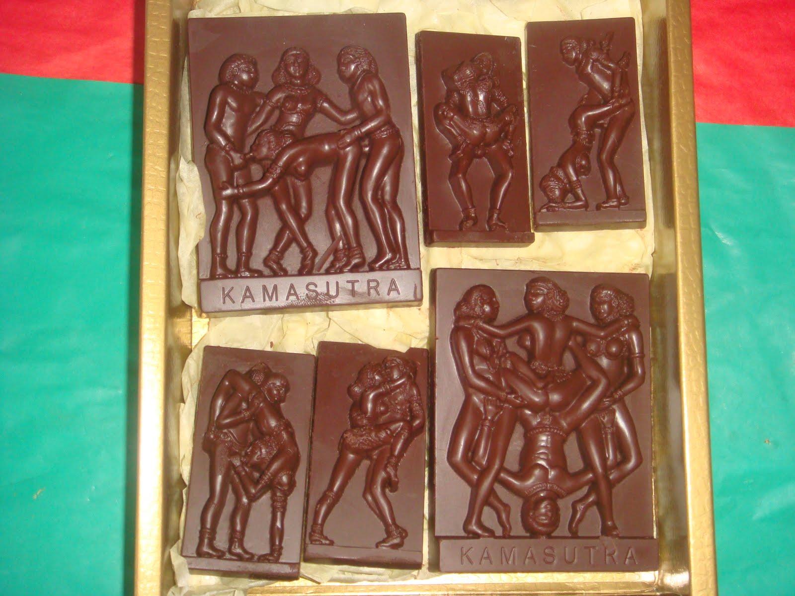 Pud Blag ni Ako: Kamasutra Chocolates