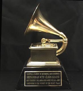 El deseado premio Grammy