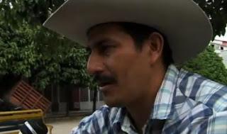 Otoniel Castañeda, líder de la Corporación Gran Llanerazo