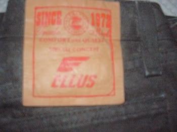 Calça jeans Ellus n.38 em excelente estado, praticamente nova!