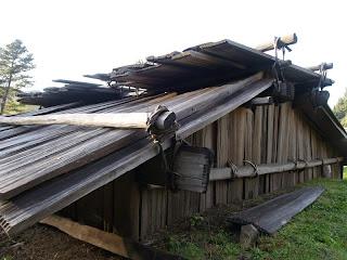 yurok plank house klamath