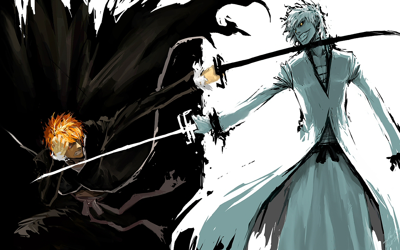 Bleach HD & Widescreen Wallpaper 0.32072419064263