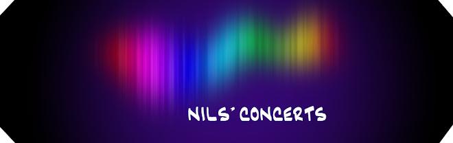 Nils' Concerts