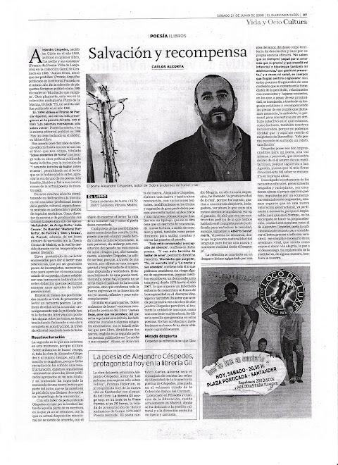 Artículo: El Diario Montañes, por Carlos Alcorta