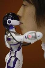 ROBOT-FIDANZATINA GIAPPONESE
