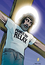 "Millar Resurrects ""Chosen"" As ""American Jesus"""