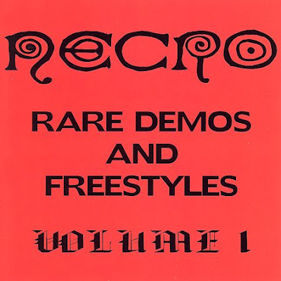 Necro - Rare Demos And Freestyles Volume 1