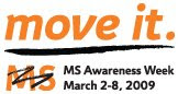 It's National MS Awareness Week