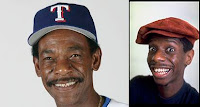 Ron Washington and JJ Walker
