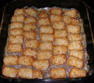 Tater Tot Hot Dish II Recipes — Dishmaps
