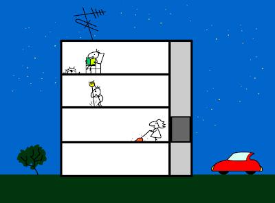 Jeden den v paneláku - screenshot 1