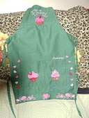 Adult Apron Designs Available Click Photo for Blog - Image(s) provided by Embroidery Library, Inc.