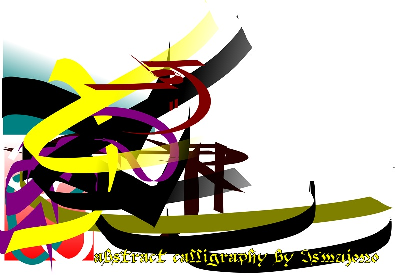 Abstract Calligraphy August 2010